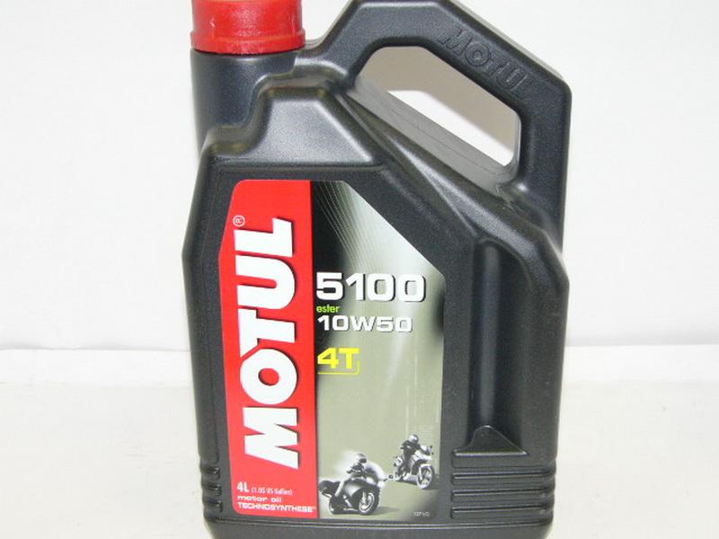 Моторное масло Motul 5100 4Т 10W30 4л - фото 3
