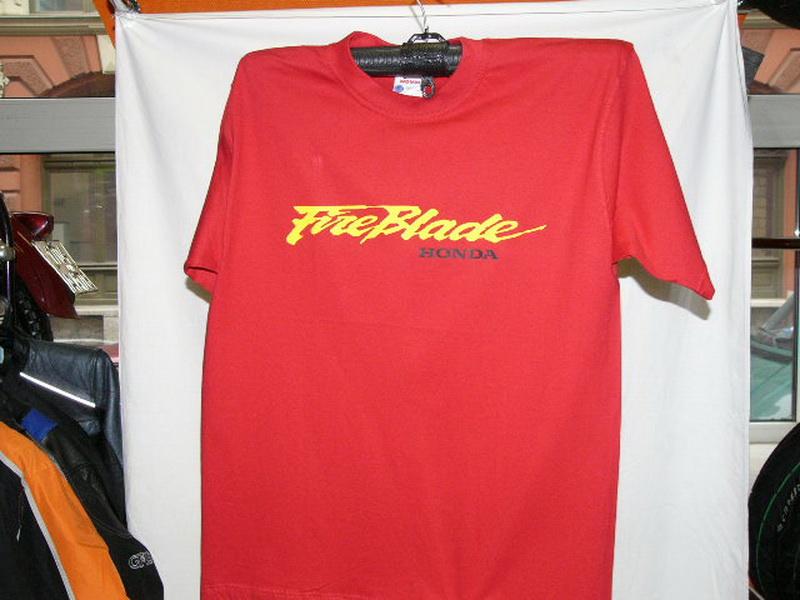 Fireblade футболки
